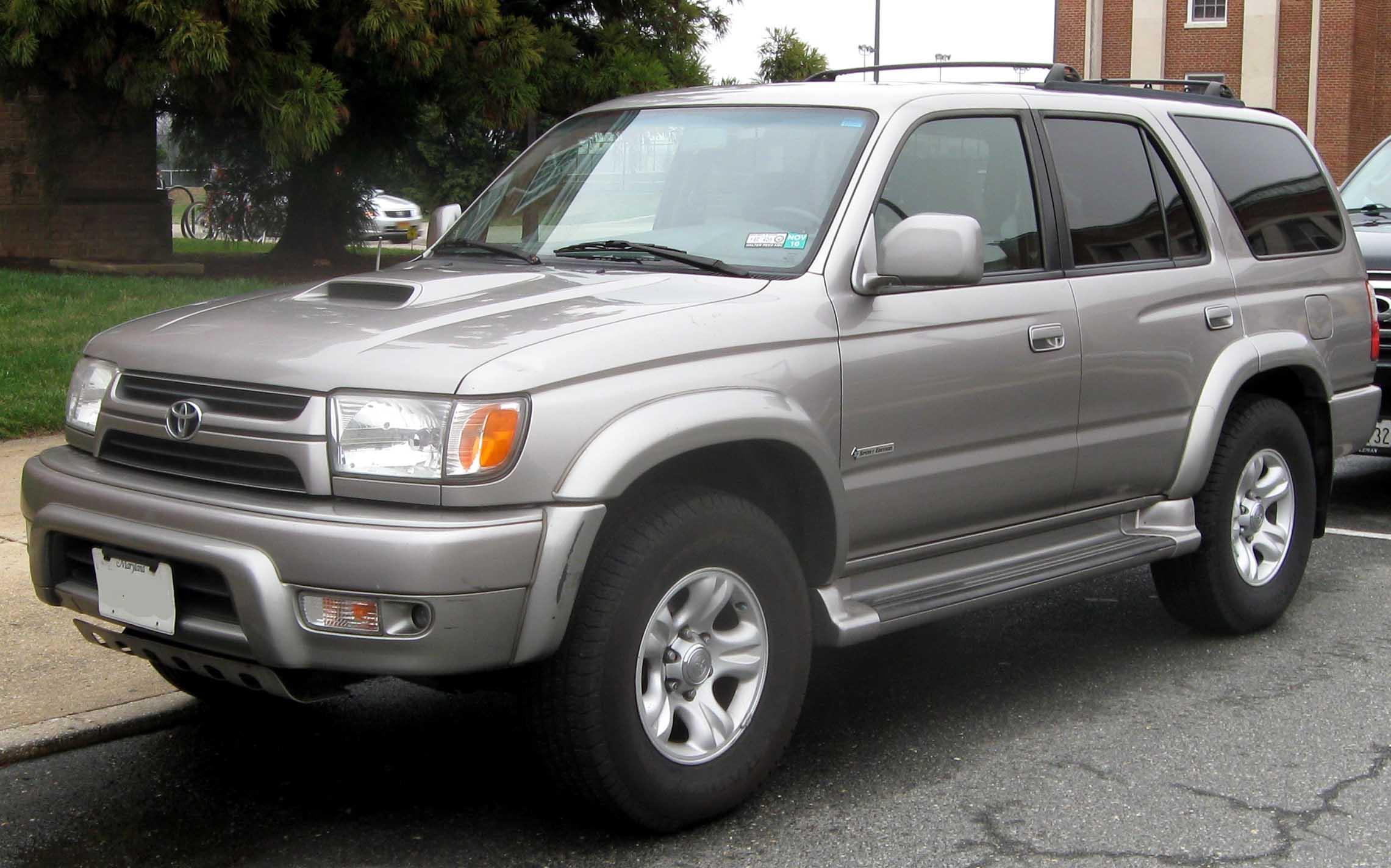 1999 Toyota 4runner Image 7