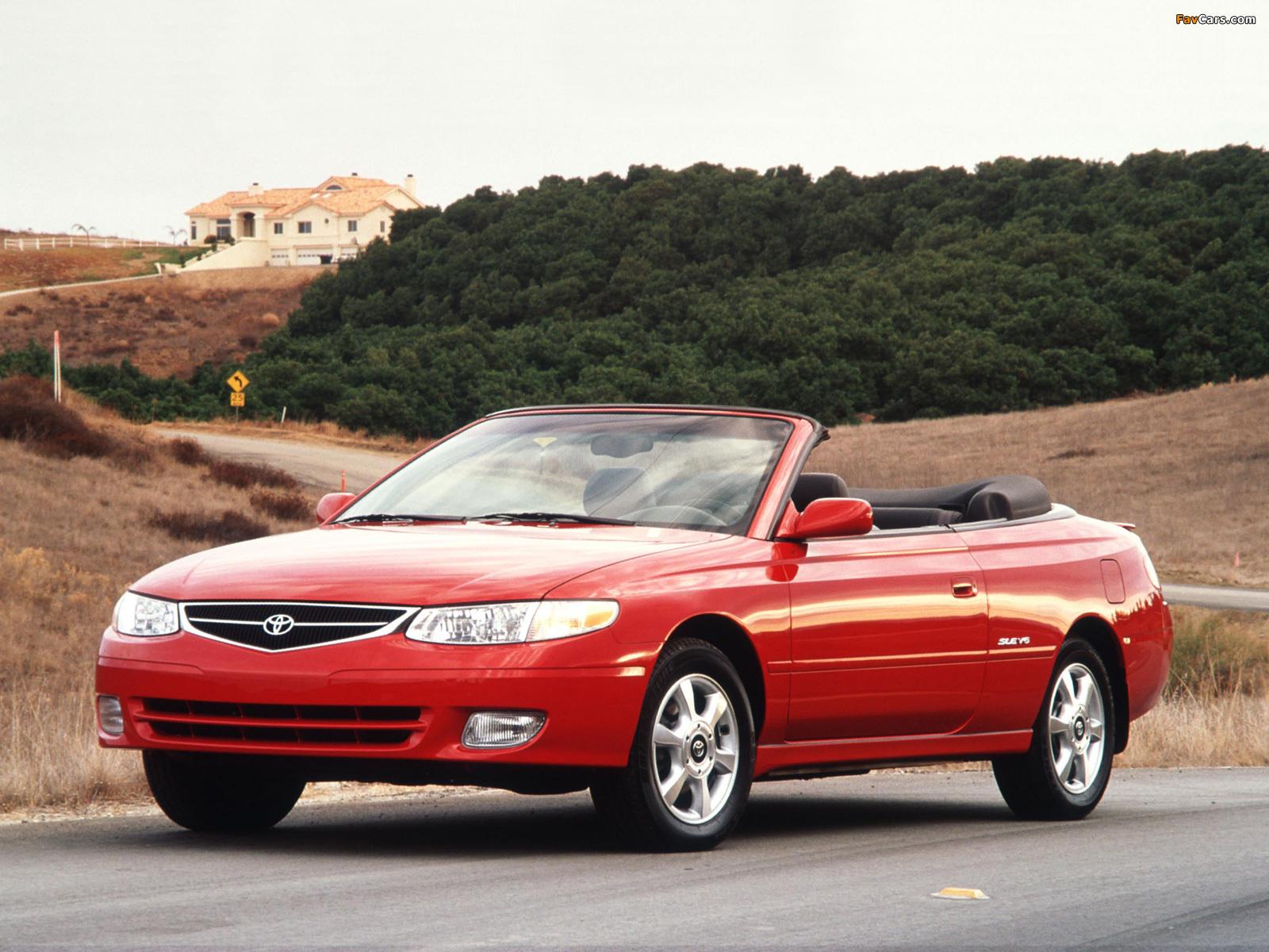 1999 Toyota Camry Solara Image 10