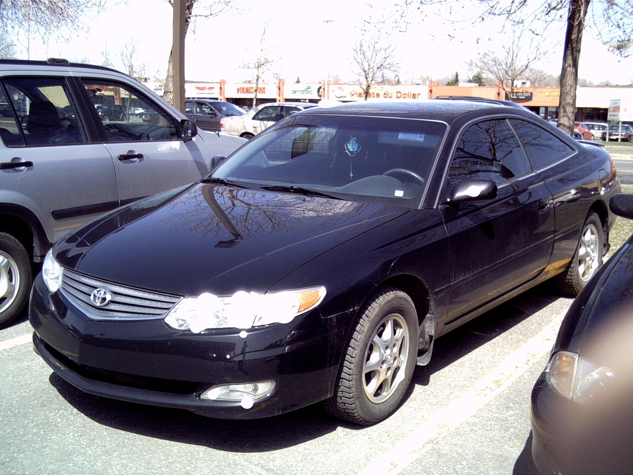 1999 Toyota Camry Solara Information And Photos Zombiedrive 2004 Fuse Box 2