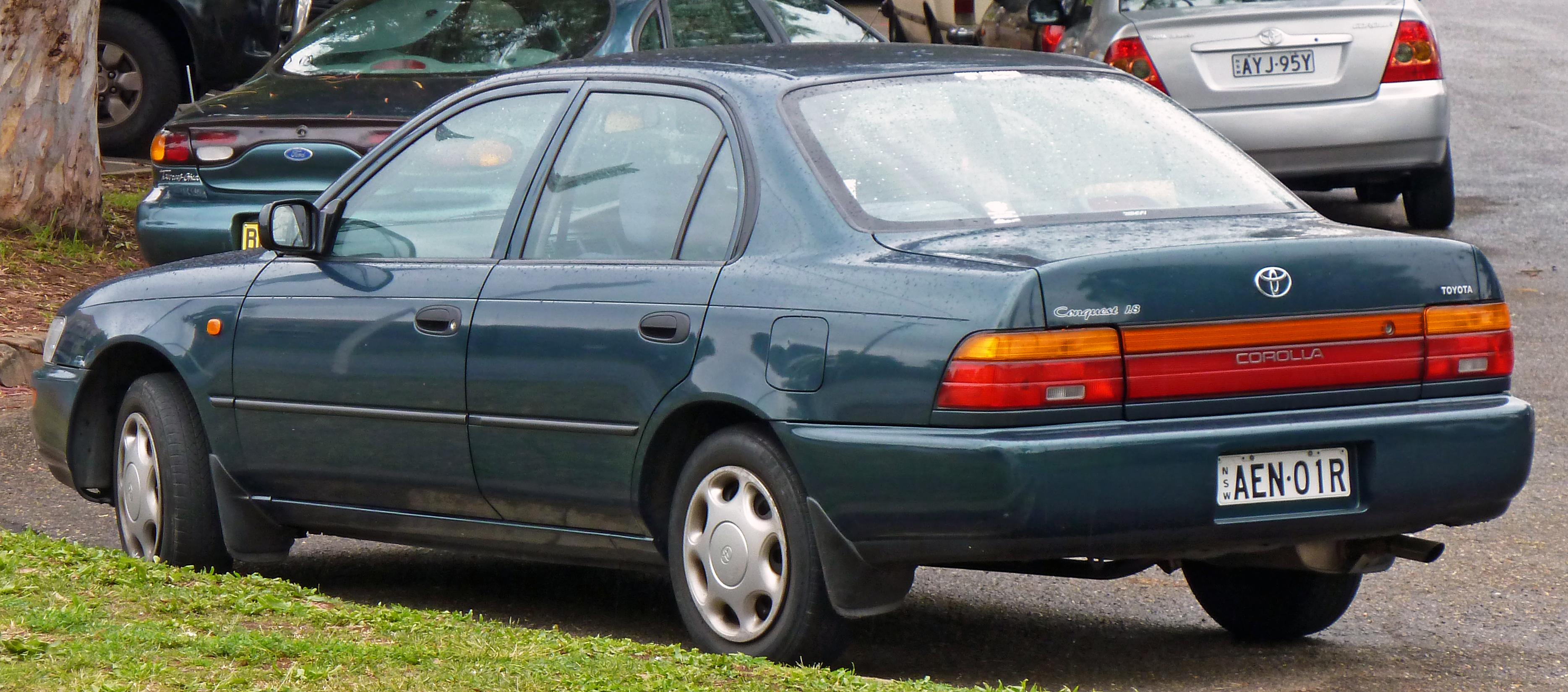 1999 toyota corolla 3 toyota corolla 3