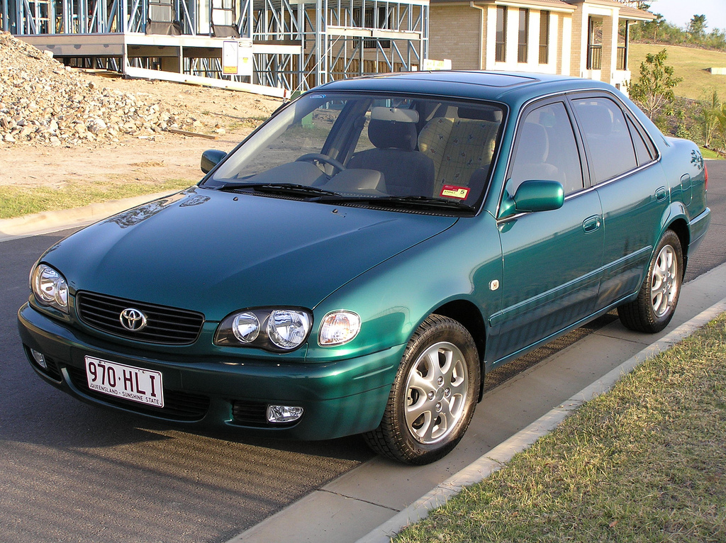1999 Toyota Corolla Information And Photos Zombiedrive