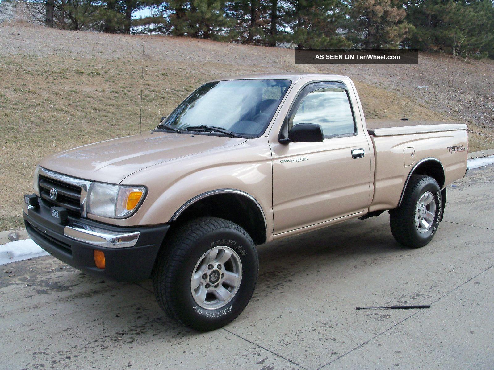 1999 Toyota Tacoma Image 12