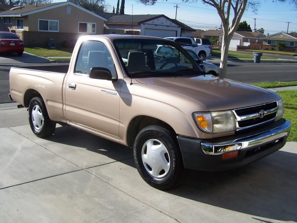 1999 Toyota Tacoma >> 1999 TOYOTA TACOMA - Image #14