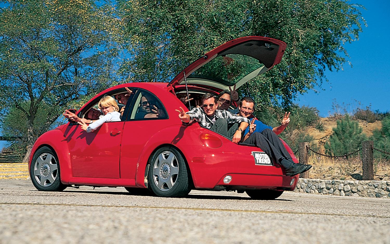 1999 Volkswagen New Beetle Image 15