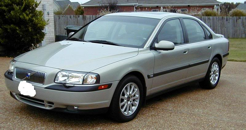 1999 Volvo S80 - Information and photos - ZombieDrive