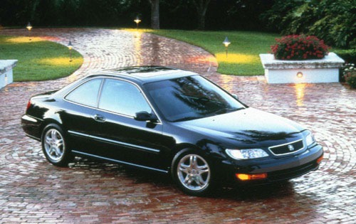 1999 Acura CL-Series 2 Dr exterior #2