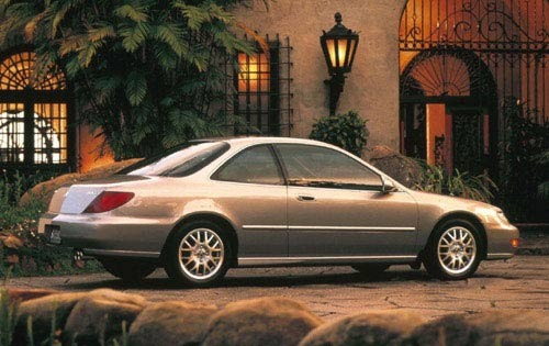 1999 Acura CL-Series 2 Dr exterior #5