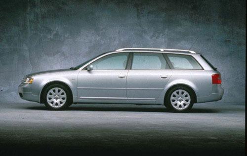 1999 Audi A6 Image 3