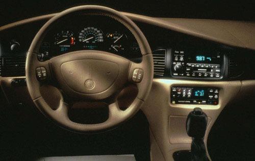 Buick Regal 2000 Interior 2000 Buick Regal 6 1999 Buick