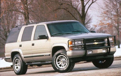 1999 Chevrolet Tahoe 4 Dr exterior #3