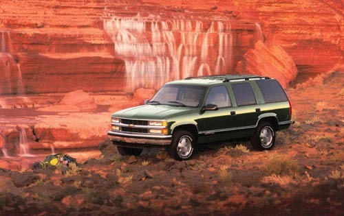 1999 Chevrolet Tahoe 4 Dr exterior #1