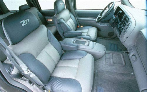 1999 Chevrolet Tahoe 4 Dr exterior #12