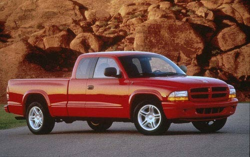 1999 Dodge Dakota 2 Dr R/ exterior #2
