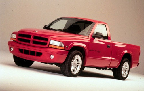 1999 Dodge Dakota 2 Dr R/ exterior #1