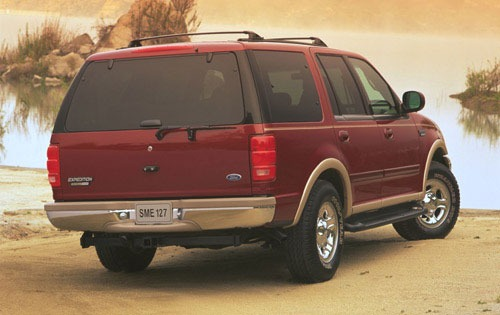 1999 Ford Expedition 4 Dr exterior #2