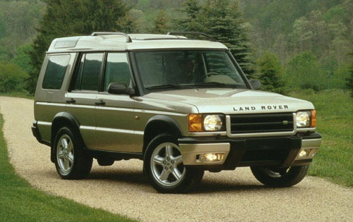 1999 Land Rover Discovery exterior #2