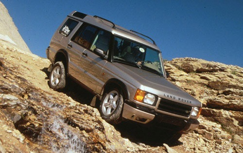 1999 Land Rover Discovery exterior #4