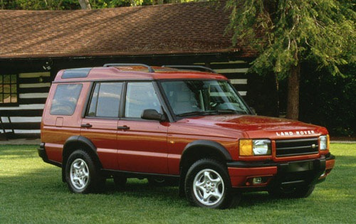 1999 Land Rover Discovery exterior #3