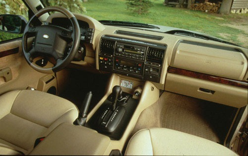 1999 Land Rover Discovery exterior #6