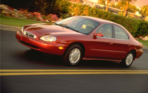 1999 Mercury Sable 4 Dr G exterior #3