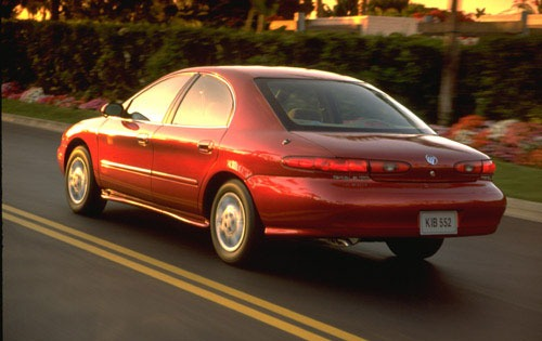 1999 Mercury Sable 4 Dr G exterior #7