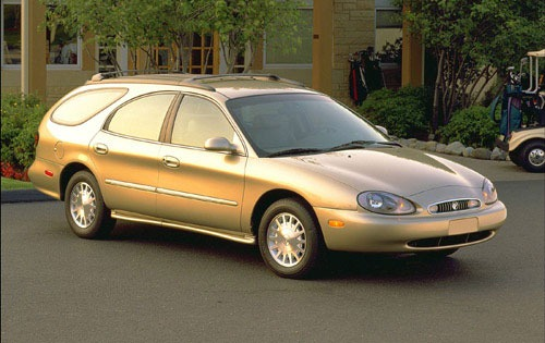 1999 Mercury Sable 4 Dr G exterior #1