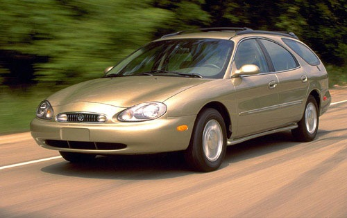 1999 Mercury Sable 4 Dr G exterior #2