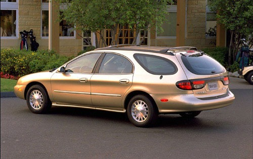 1999 Mercury Sable 4 Dr G exterior #5