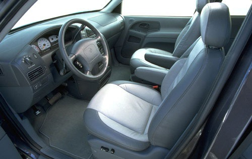 1999 Mercury Villager 4 D interior #6