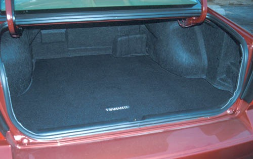 1999 Mitsubishi Diamante  interior #11