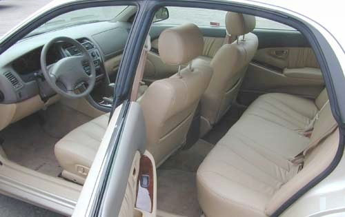 1999 Mitsubishi Diamante  interior #14