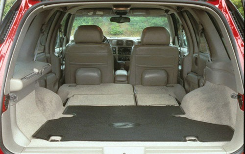 1999 Oldsmobile Bravada 4 interior #7