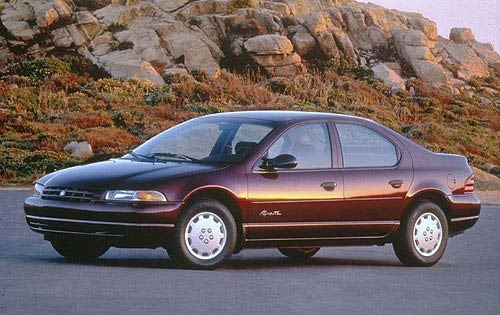 1997 Plymouth Breeze 4 Dr exterior #1
