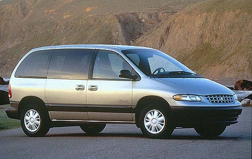 1999 Plymouth Voyager 2 D exterior #3