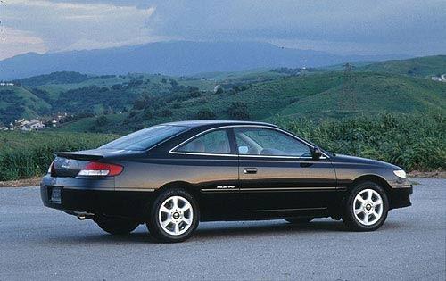 2001 Toyota Camry Solara Image 14