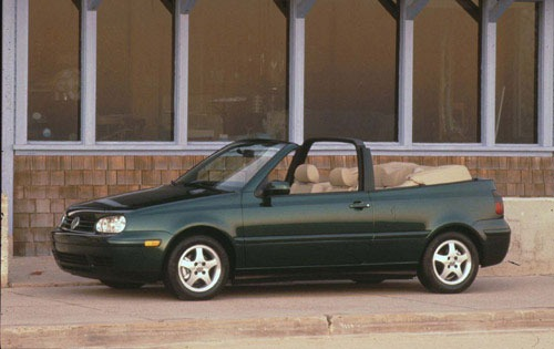 how to change a 2001 vw cabrio convertible top
