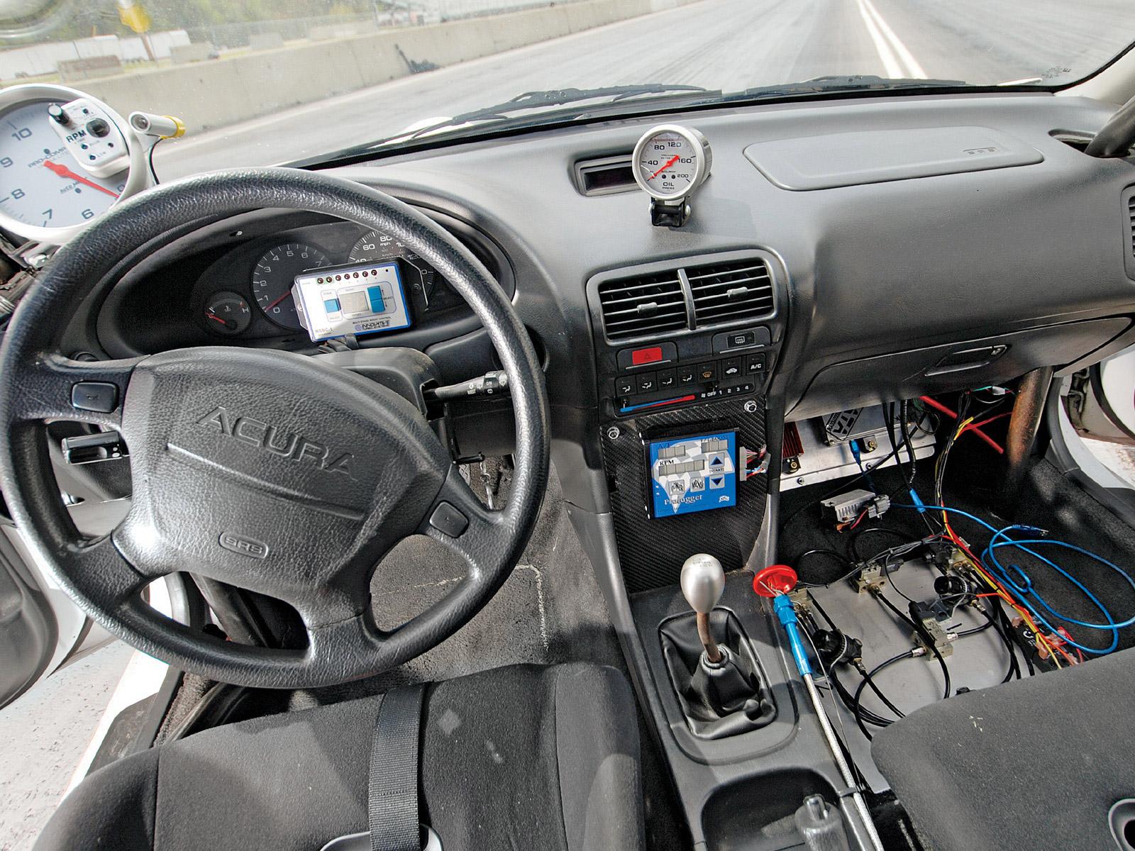 2000 Acura Integra Information And Photos Neo Drive