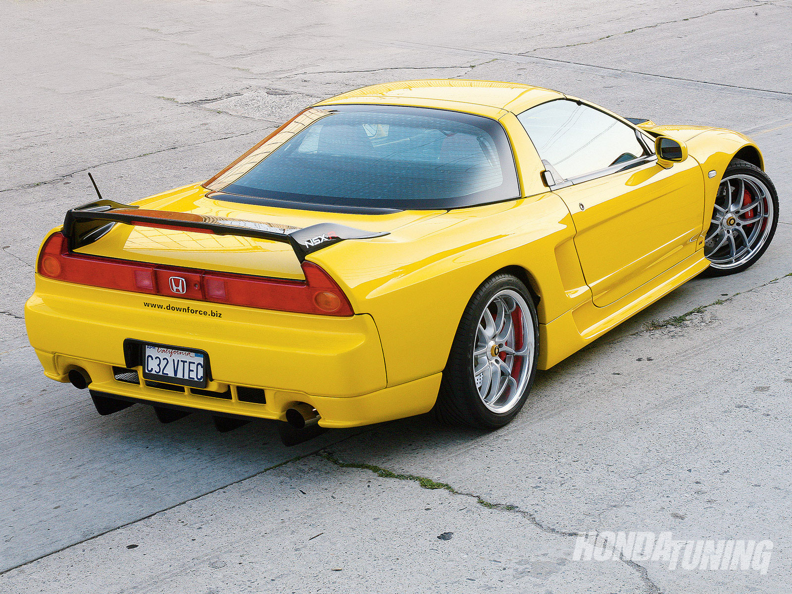 2000 Acura NSX - Information and photos - ZombieDrive