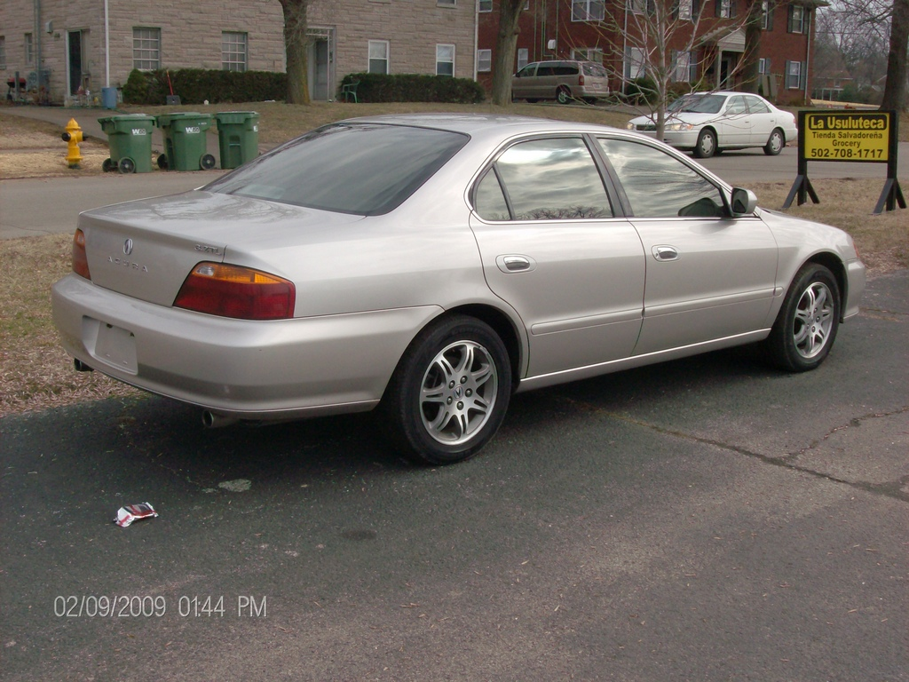 2000 acura tl information and photos zombiedrive