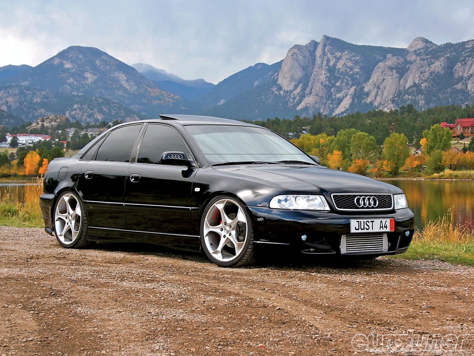 2000 Audi A4 Image 9