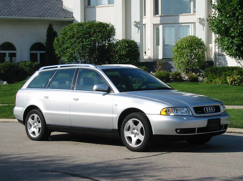 2000 Audi A4 Image 5