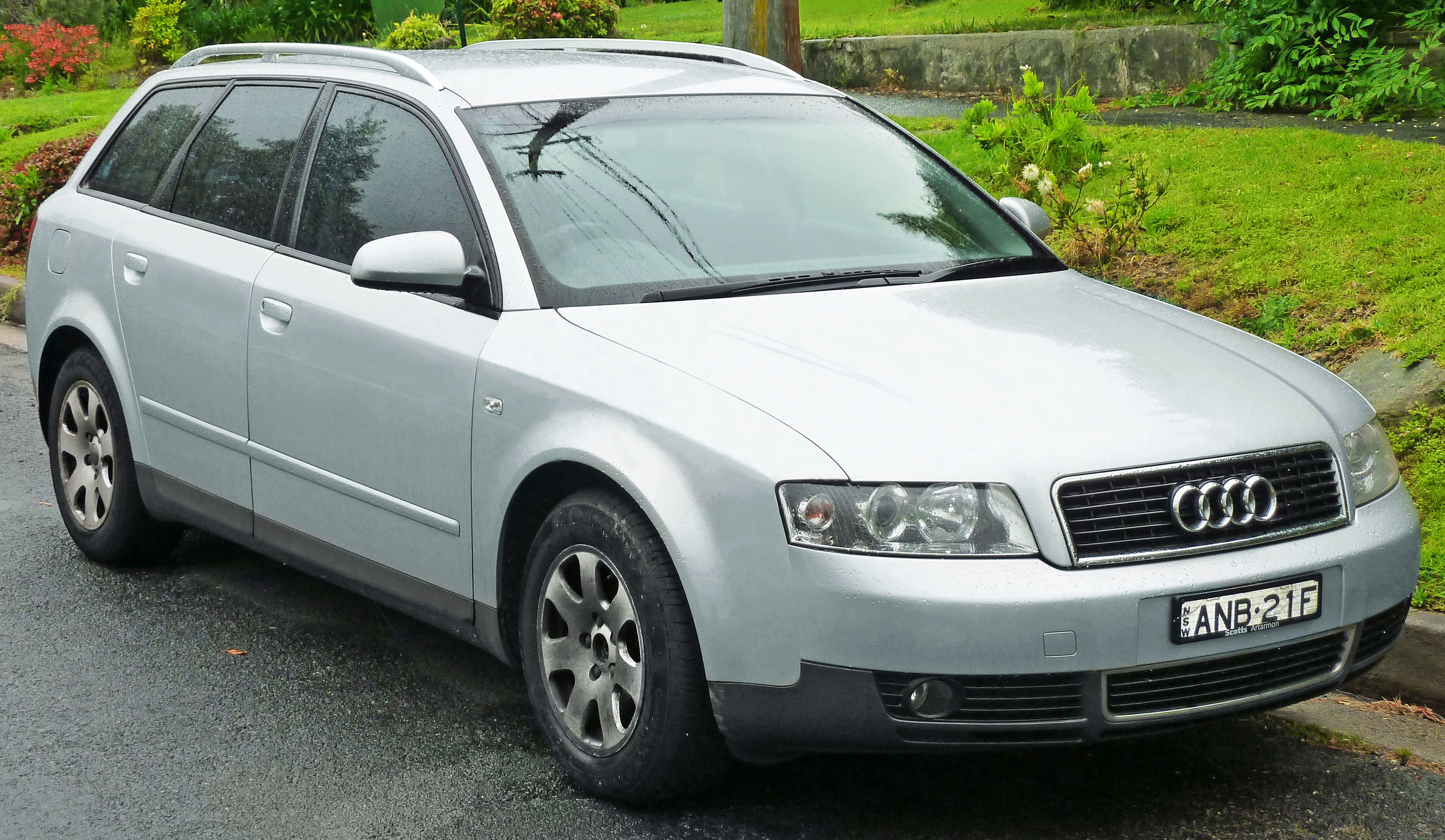 2000 Audi A4 - Information and photos - ZombieDrive