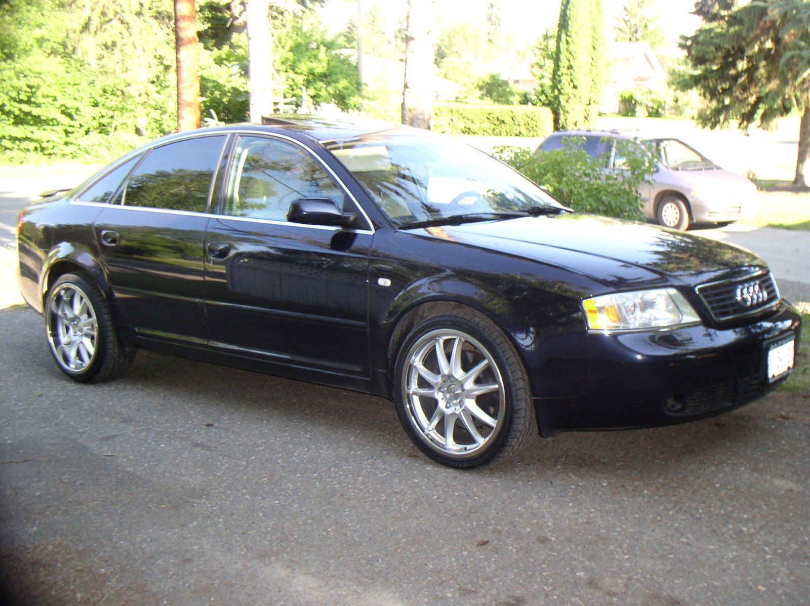 2000 Audi A6 - Information and photos - ZombieDrive