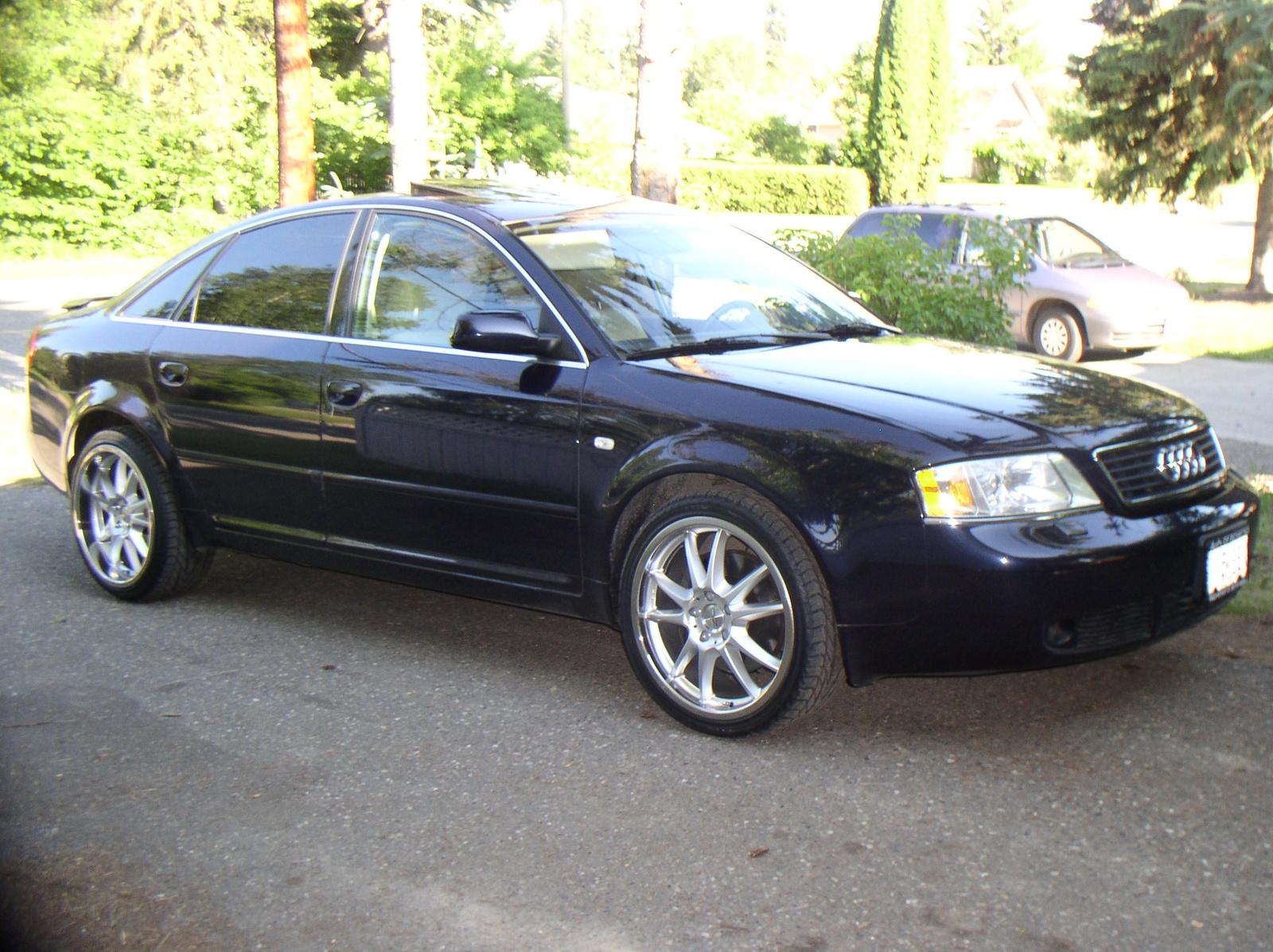 2000 Audi A6 Image 10
