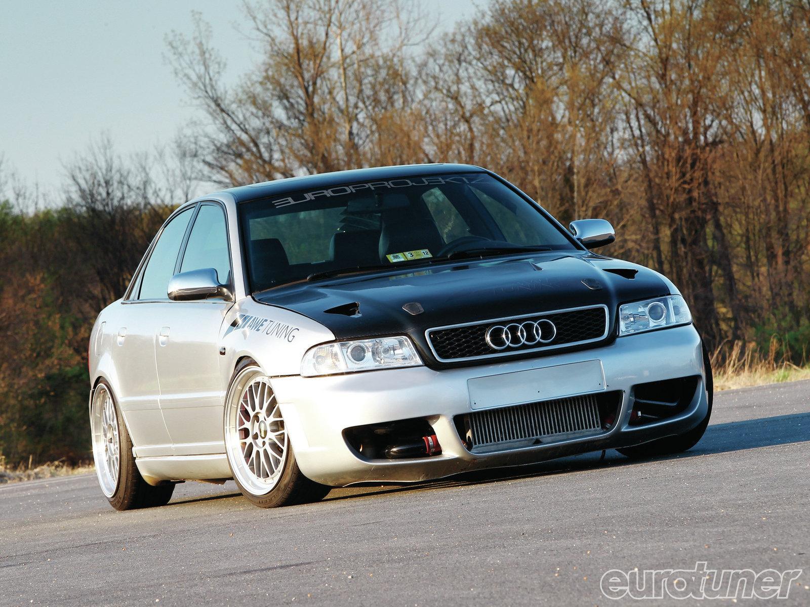 2000 Audi S4 Image 8