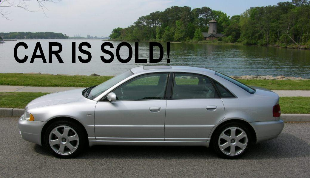 2000 Audi S4 Image 5