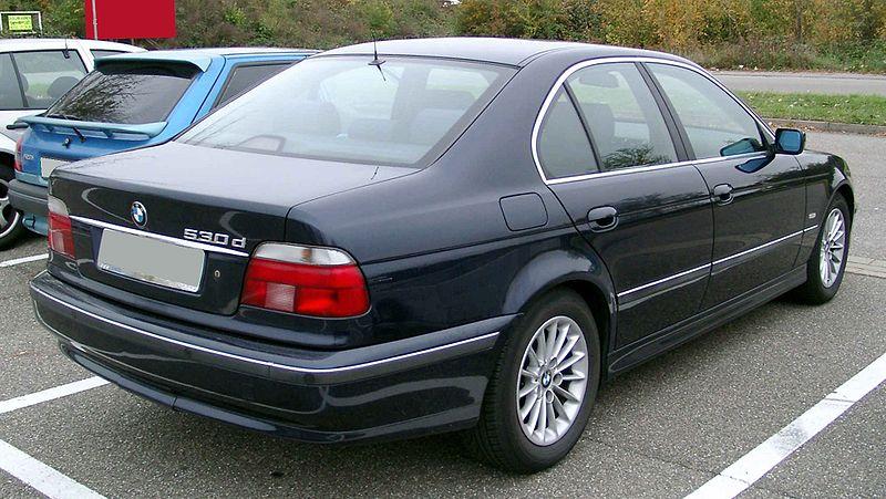2000 Bmw 5 Series 10