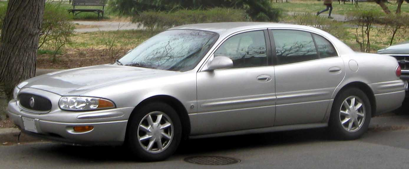 2000 Buick LeSabre - Information and photos - ZombieDrive