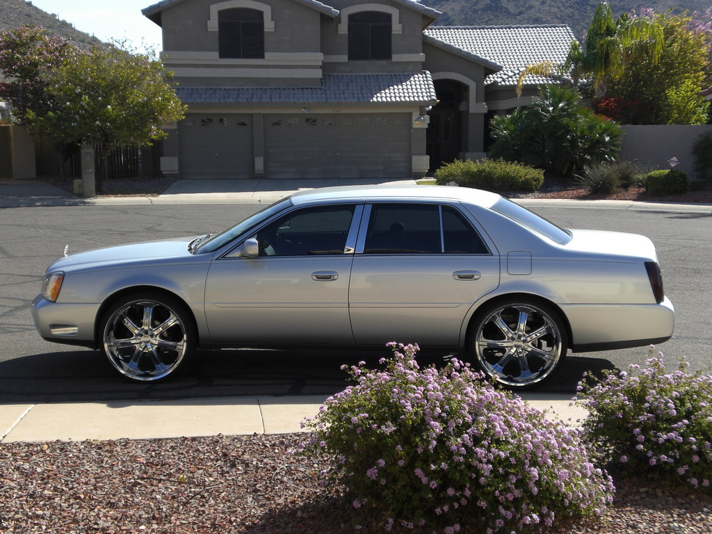 2000 Cadillac DeVille  Information and photos  ZombieDrive