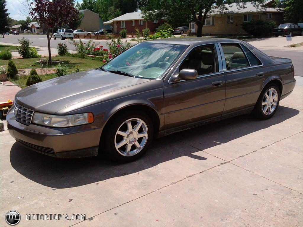2000 Cadillac Seville Image 23